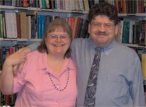 Drs. Nancy L. Zingrone and Carlos S. Alvarado